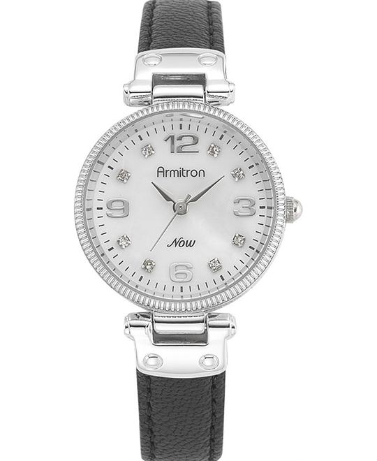 Amitron Women's Silver Swing Watch, 28.5mm