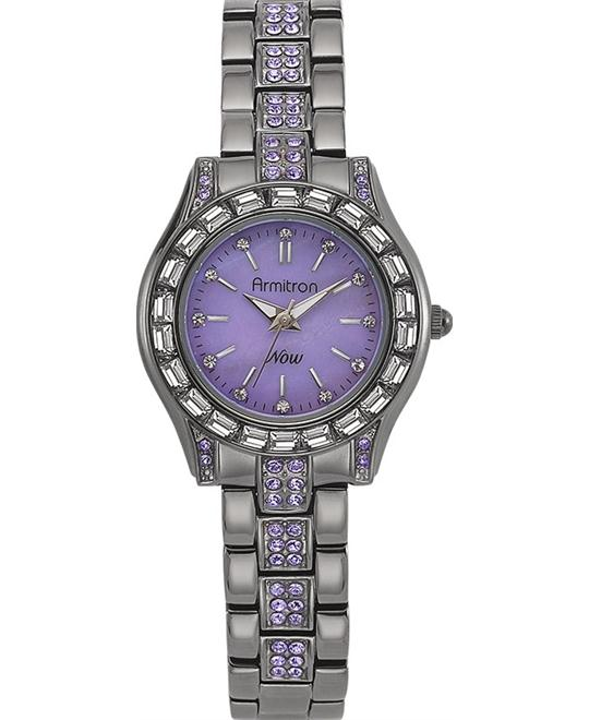 Amitron Women's Swarovski Watch, 30mm