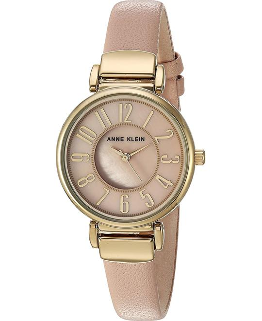 Anne Klein Easy To Read and Light Pink Watch 30mm