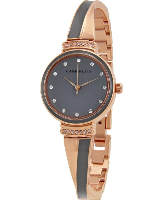 ANNE KLEIN Grey Dial Ladies Watch 26mm