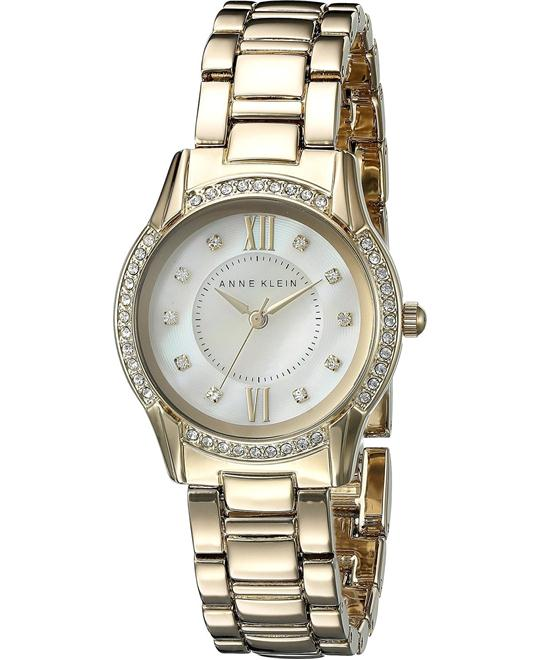 Anne Klein Swarovski Crystal Women's Watch 28mm