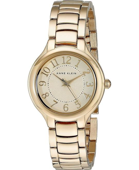 Anne Klein Women's Gold-Tone Watch 29mm