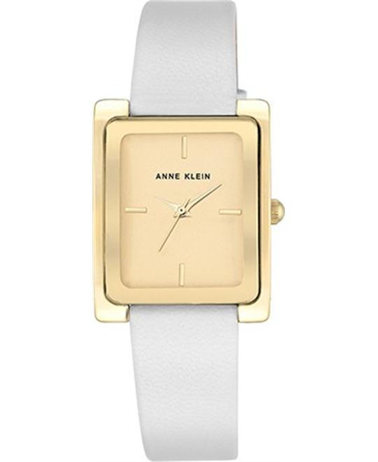 Anne Klein Women's Gold Watch 28X35mm
