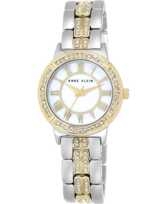 Anne Klein Women's Swarovski Crystal Watch 32mm