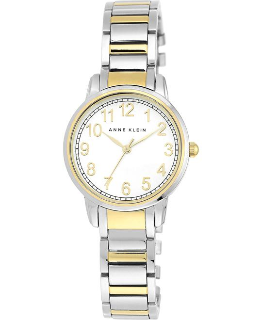 Anne Klein Women's Two-Tone Expansion Watch 32mm