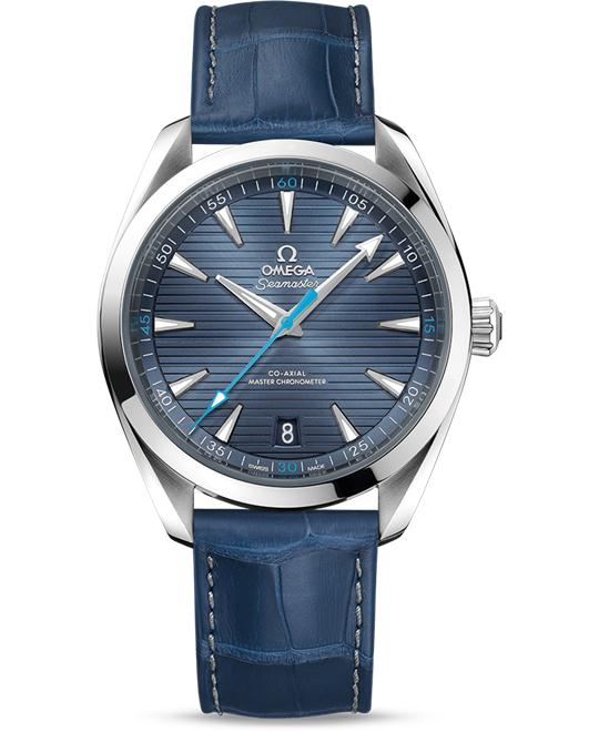 AQUA TERRA 220.13.41.21.03.002 CHRONOMETER 41MM