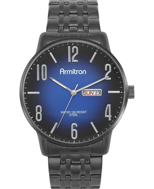 Armitron Men's Blue Degrade Watch, 43mm