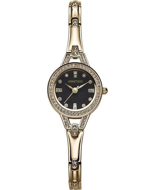 Armitron Metal and Alloy Dress Women's Quartz Watch 22mm