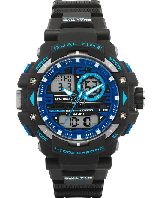 Armitron Sport  Analog-Digital Chronograph Watch 50mm