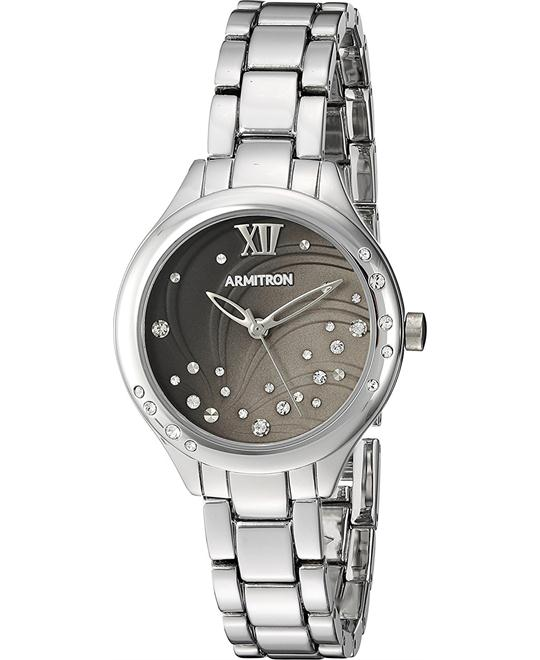 Armitron Women's Swarovski Crystal Watch 30mm