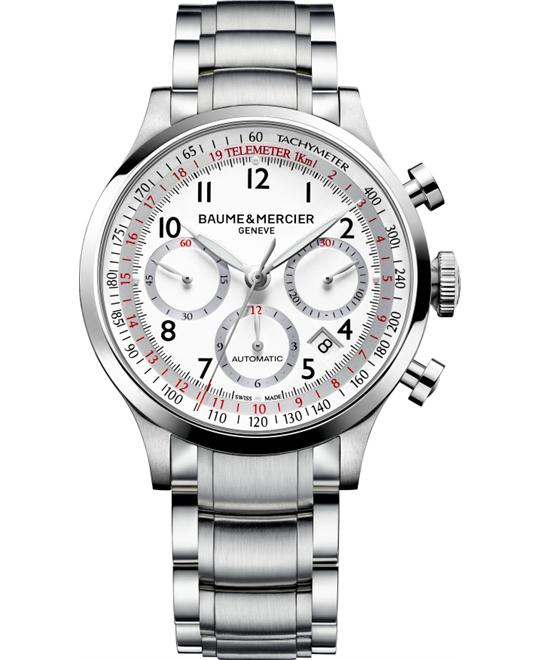 Baume & Mercier Capeland Men's-Chronograph Watch 42mm
