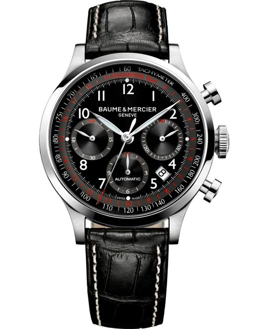 Baume & Mercier Capeland Men's Chronograph Watch 42mm