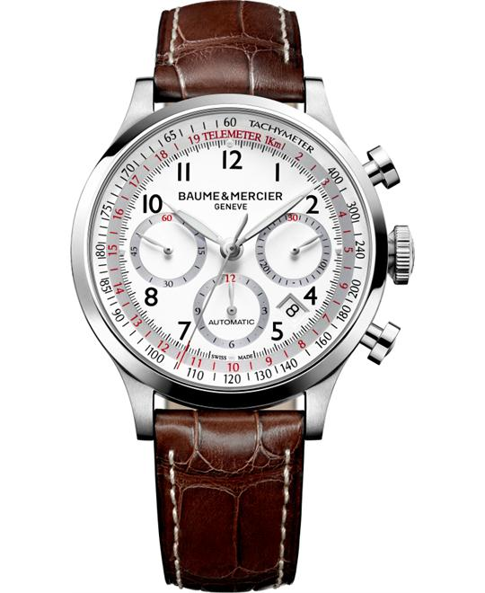 Baume & Mercier Capeland Mens Watch 42mm