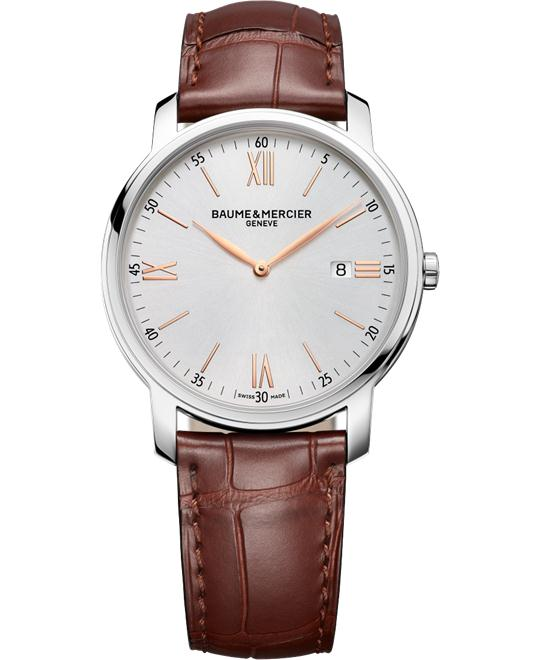 Baume & Mercier Classima Brown Watch 42mm