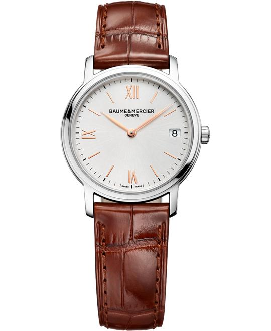 Baume & Mercier Classima Watch 33mm