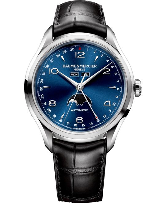 Baume & Mercier Clifton Blue Watch 43mm