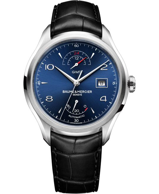 Baume & Mercier Clifton GMT Gangreserve 43mm