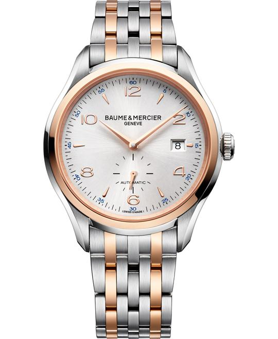 Baume & Mercier Clifton Two-tone  Mens Watch, 41mm