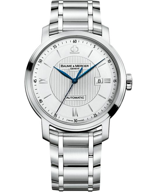 Baume & Mercier Men's Watch, 42mm