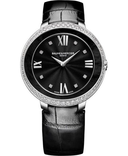 Baume & Mercier Promesse Watch 34.5mm