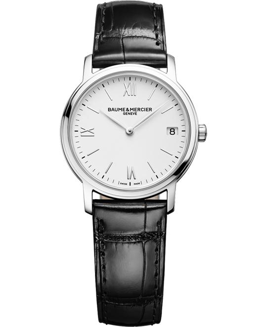 Baume and Mercier Classima- Black Watch, 33mm