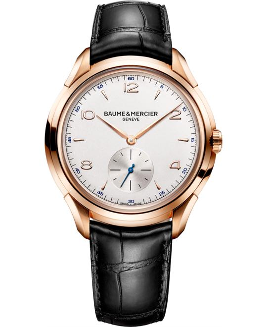 Baume and Mercier Clifton Watch 42mm