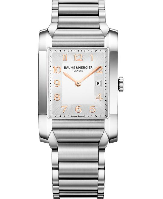 Baume and Mercier Hampton Women's Watch, 40mm x 27.1 mm