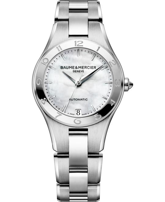 Baume and Mercier Linea Watch, 32mm