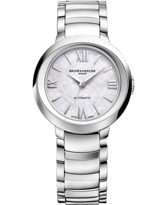 BAUME AND MERCIER PROMESSE WATCH 30MM
