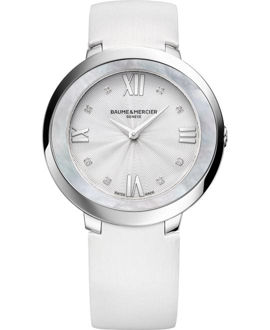 BAUME AND MERCIER PROMESSE WATCH 34mm