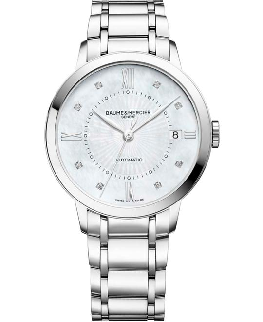 Baume & Mercier Classima 10221 Watch 36.5
