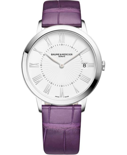 BAUME ET MERCIER CLASSIMA WATCH 36.5MM