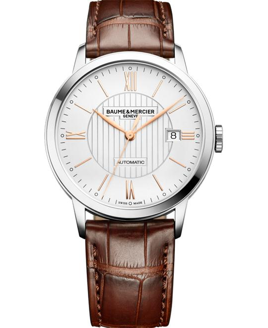 BAUME ET MERCIER CLASSIMA WATCH 40MM