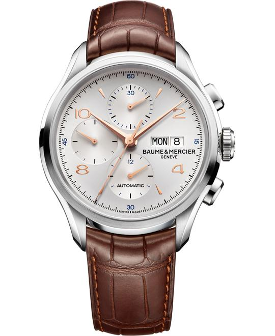 Baume et Mercier Clifto Chronograph Watch 43mm