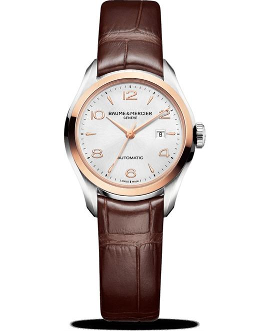 BAUME ET MERCIER Clifton Automatic Watch 30mm