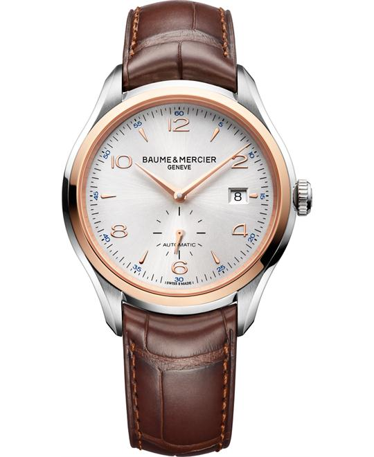 Baume et Mercier Clifton Brown Watch 41mm