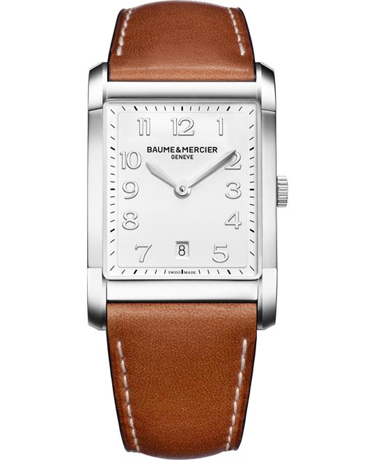 Baume et Mercier Hampton Watch 42.6x29.2mm