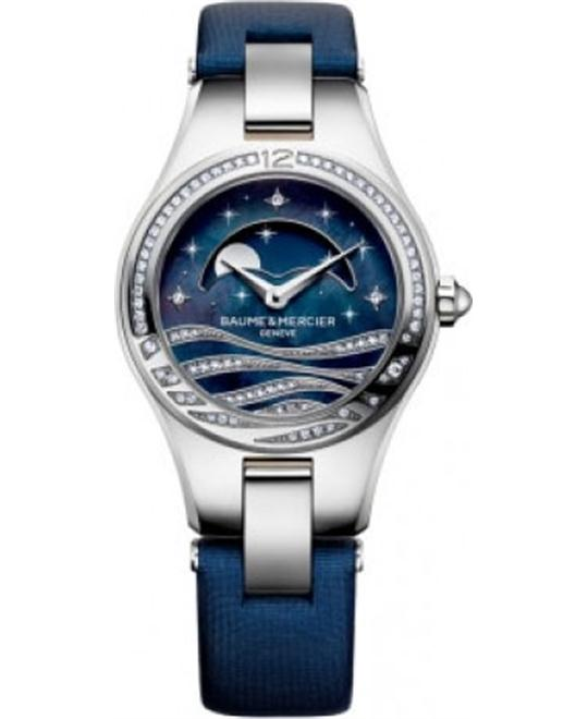 BAUME ET MERCIER Linea NightBlue Watch 32mm