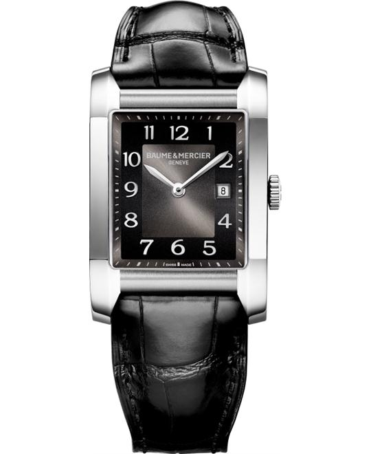 Baume Mercier Hampton Black Watch 40 x 27.1mm