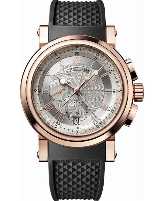 Breguet Marine 5827BR/12/5ZU Rose Watch 42mm