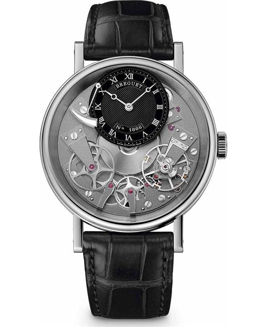 BREGUET Tradition 7057BB/G9/9W6 Watch 40mm
