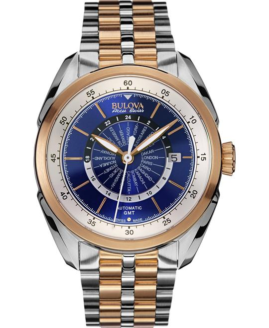 Bulova AccuSwiss Men's Automatic Tellaro 43mm