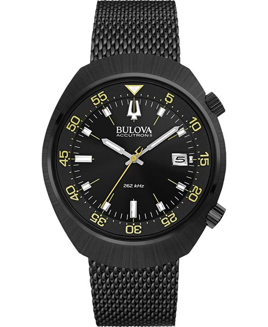 Bulova Accutron II Lobster Watch 44mm