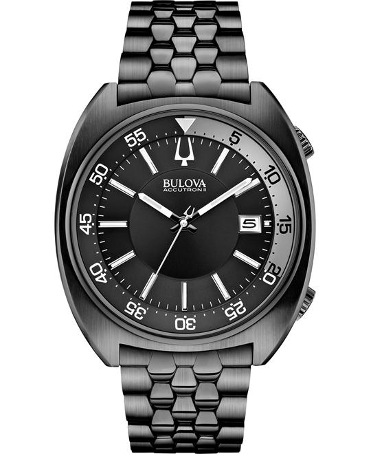 Bulova Accutron II Snorkel Watch 43mm