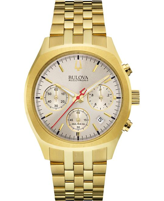 Bulova Accutron II Surveyor Watch 41mm