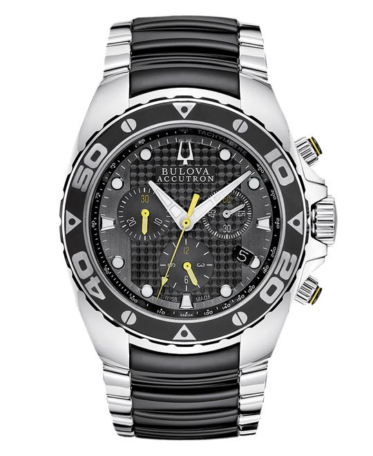 Bulova Accutron Curacao Chronograph Watch 42mm