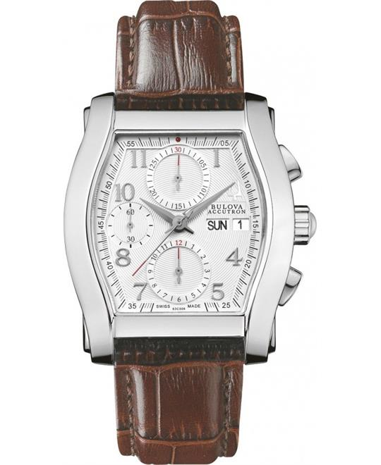 Bulova Accutron Stratford Men's Automatic Watch 39mm