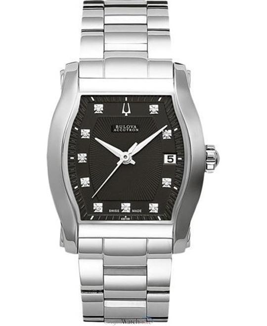 Bulova Accutron Stratford Quartz Watch 37mm
