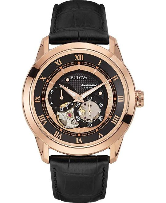 Bulova BVA-SERIES 120 Automatic Watch 42mm