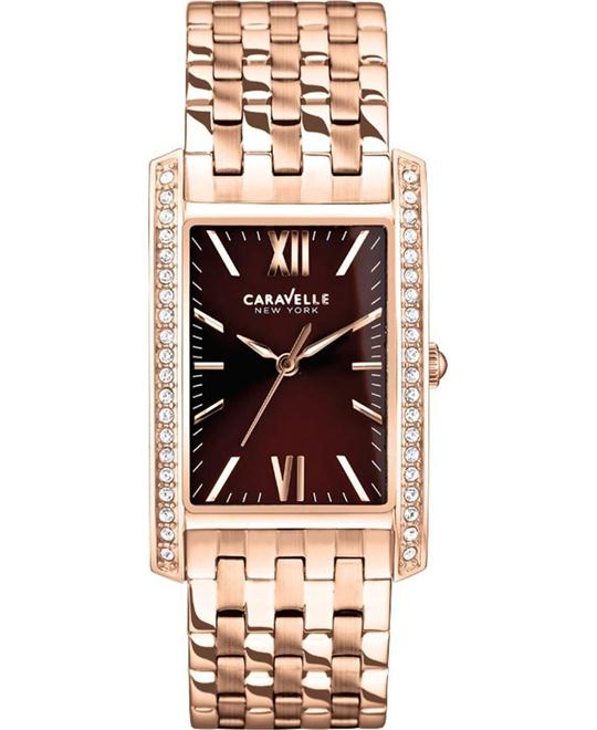 Bulova Caravelle New York Watch 24X37.5MM